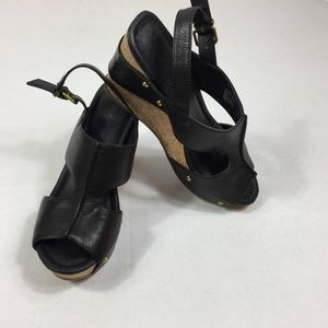 Kenneth Cole REACTION Women's Shoes Size 8.5 Strap